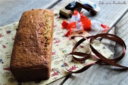 Cake aux schokobons (6)