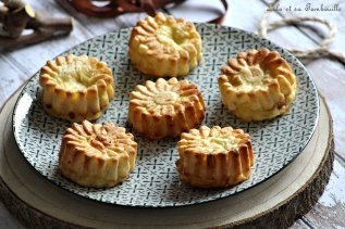 Quichettes sans pâte aux lardons (2)