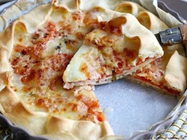 Tarte à la tomates made in lolo (1)