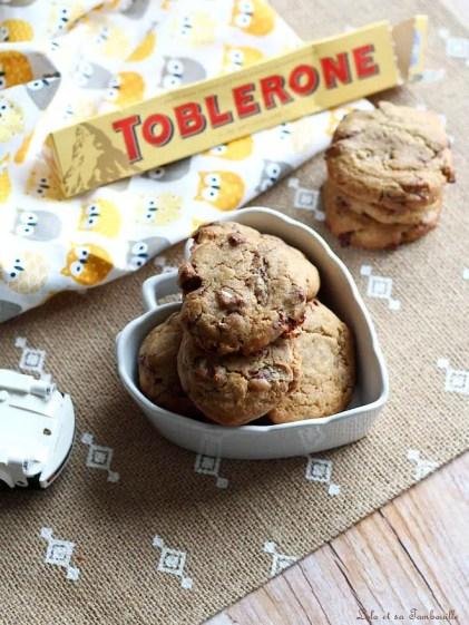 Cookies au toblérone (2)