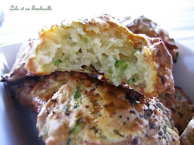 Cookies à la courgette