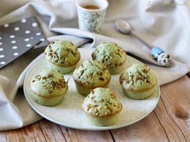 Muffins à la pistaches (8)