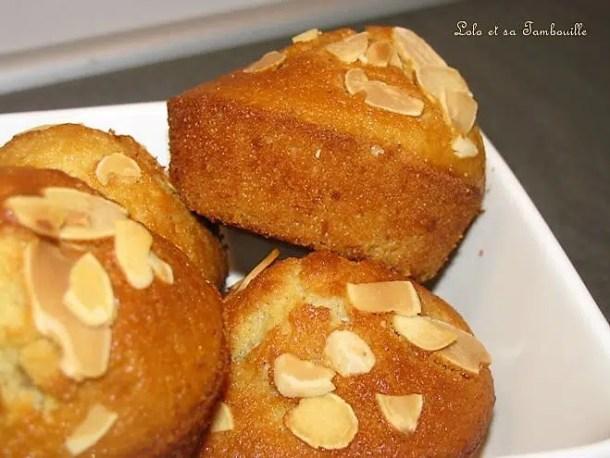 Presque muffins tout amandes
