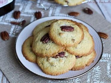 Cookies noix de pécan & sirop érable (6)