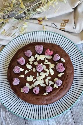 Fondant au chocolat allégé (2)