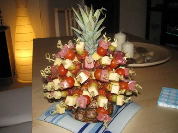Ananas Piqué