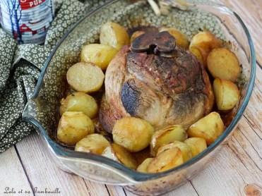 Rouelle de porc au sirop d'érable (4)