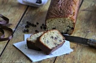 Cake à la noix de coco & pépites de chocolat (3)