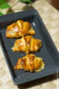 Croissants_chorizo mozzarella stéphanie