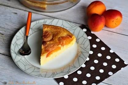 Clafoutis aux abricots(4)