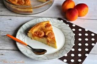 Clafoutis aux abricots(9)