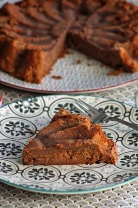 Gâteau au chocolat de Christophe Felder (3)