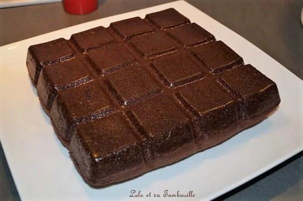 Gâteau moelleux & pire que délicieux au Nutella