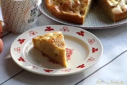 Moelleux aux pommes & rhum (5)