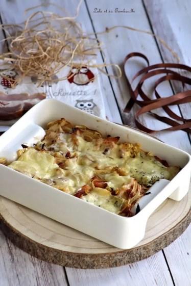 Croziflette à la raclette (2)