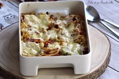 Croziflette à la raclette (5)
