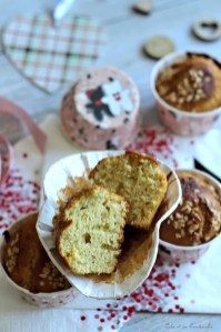 Muffins cannelle & vanille (6)