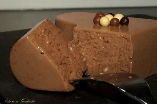 Flans au chocolat & crème d'amande (7)