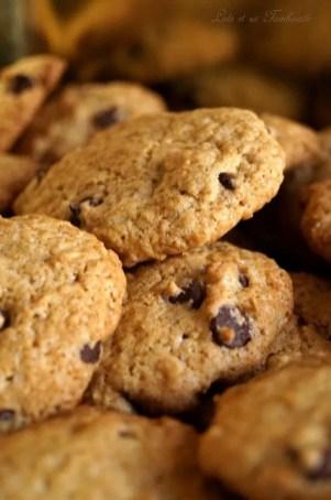Cookies au son d'avoine & pépites de chocolat (2)