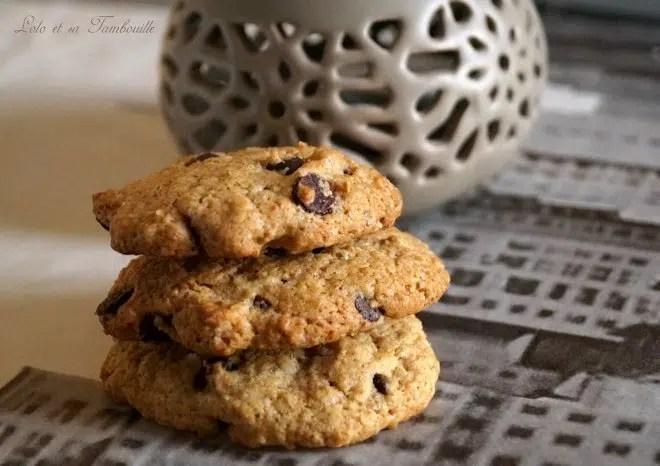 Cookies au son d'avoine & pépites de chocolat (4)
