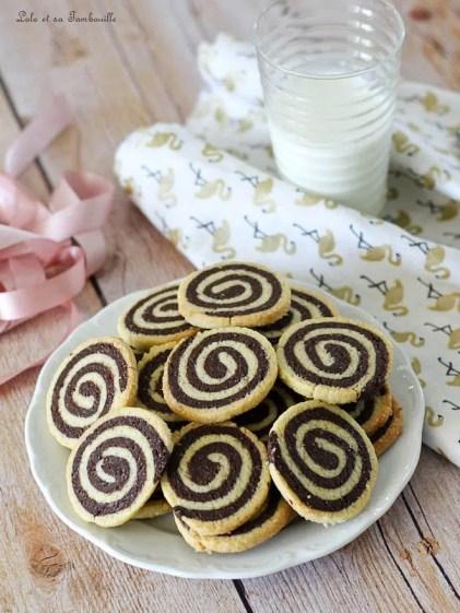 Sablés spirale (2)