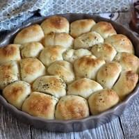 Stuffed Pizza Rolls {chorizo & mozzarella}