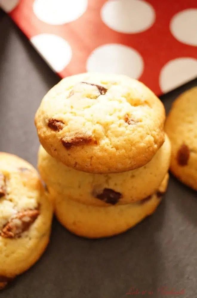 Cookies aux trois chocolats (5)