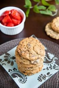Cookies_Chocolat_Amande amère stéphanie
