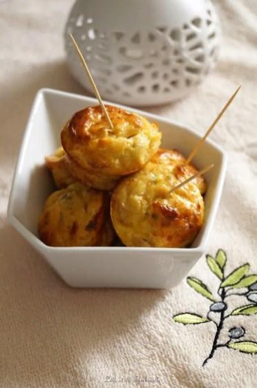 Bouchées au thon & fromage frais (7)