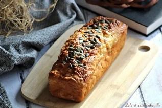 Cake au chorizo & poivron rouge (3)