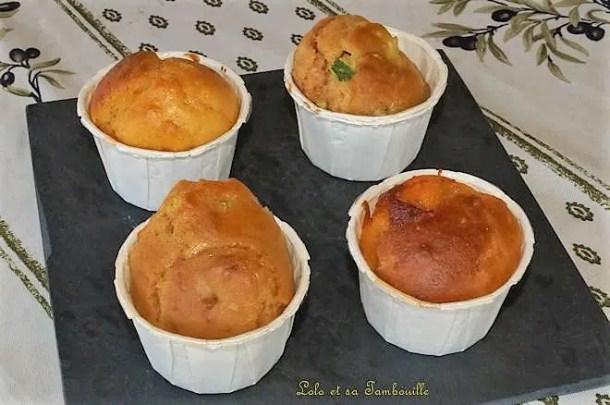 Gâteau au yaourt salé au chorizo & courgettes
