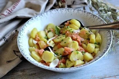 Salade de pommes de terre au saumon fumé 1 (8)