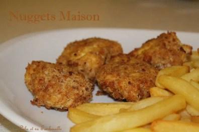 Nuggets maison (4)