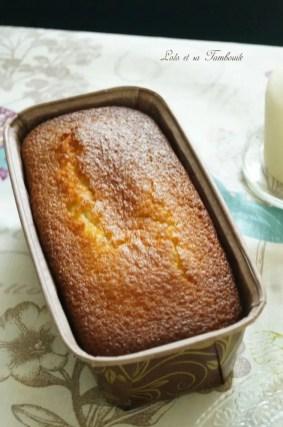 Gâteau fondant