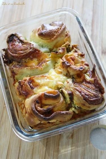 Cheese Rolls aux deux pesto (3)