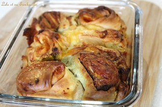 Cheese Rolls aux deux pesto (5)