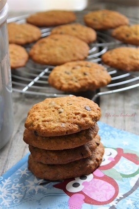 Cookies made in US {pralinoise & chocolat} (6)
