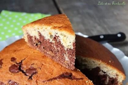 Marbré banane & cacao (6)