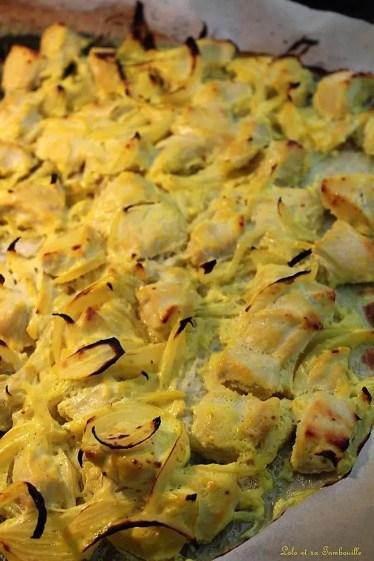 Poulet au safran & citron {Joojeh Kabab} (3)