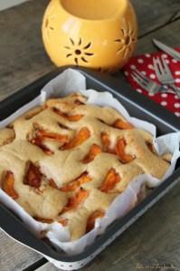 Moelleux aux abricots & crème d'amandes {sans beurre} (3)