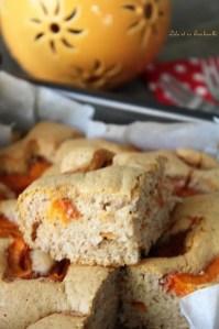 Moelleux aux abricots & crème d'amandes {sans beurre} (6)