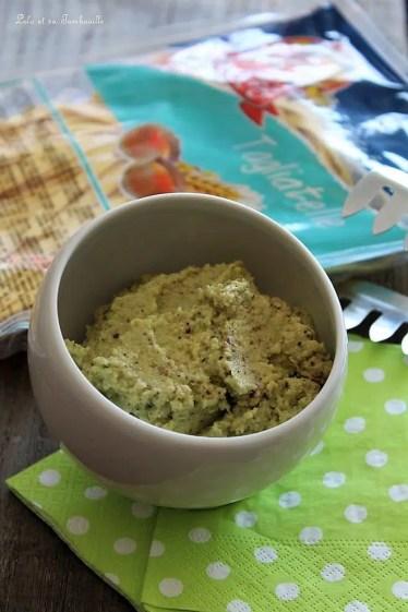 Pesto de courgettes (1)