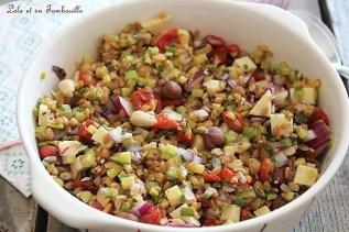 Salade de petit épeautre (3)