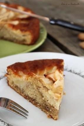 Gâteau aux pommes...