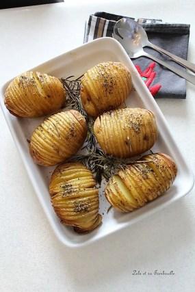 Pommes de terre à la Suédoise....