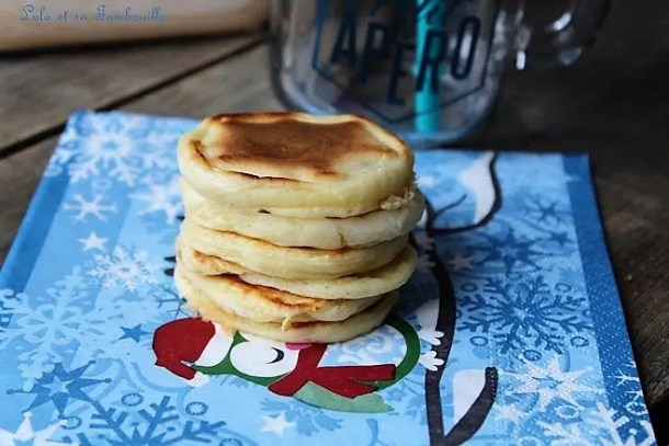 Blinis maison {faciles}