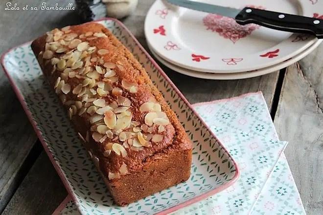 Cake à la butternut {sans beurre}