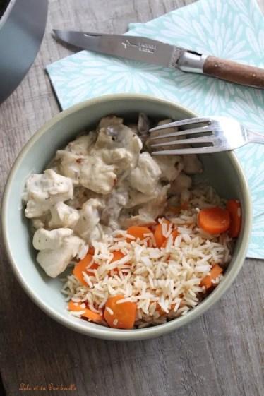 Sauté de dinde aux champignons (1)