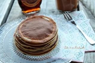 Pancakes au fromage blanc (2)