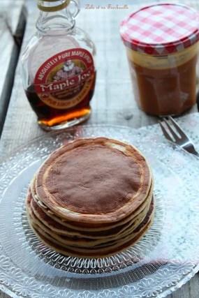 Pancakes au fromage blanc (3)